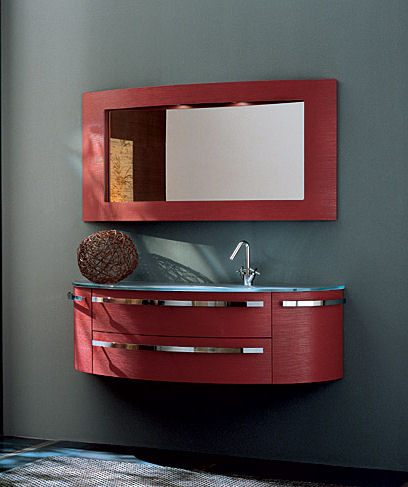 Bath Furniture from Gruppo Atma by Compab – the Estrilda Bath Furniture