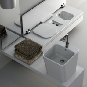Compact Bathroom Designs – G-Full based ideas and solutions by Hatria