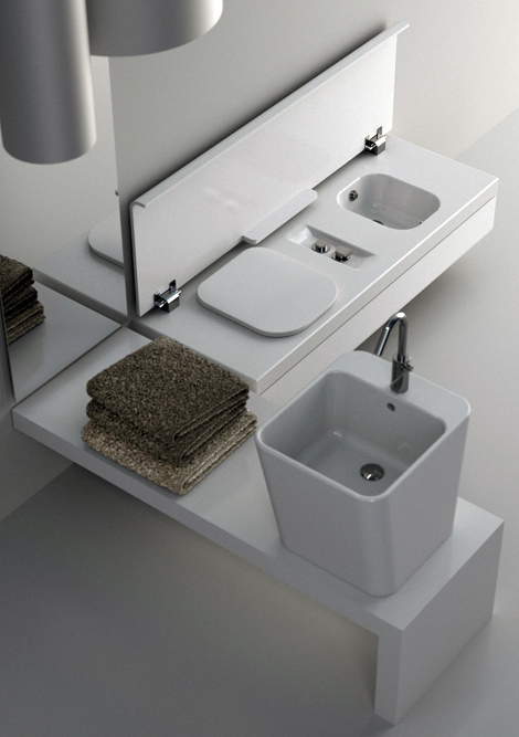 Compact Bathroom Designs U2013 G Full Based Ideas And Solutions By Hatria