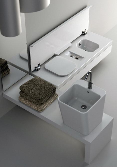 compact bathroom designs g full hatria 1 Compact Bathroom Designs   G Full based ideas and solutions by Hatria