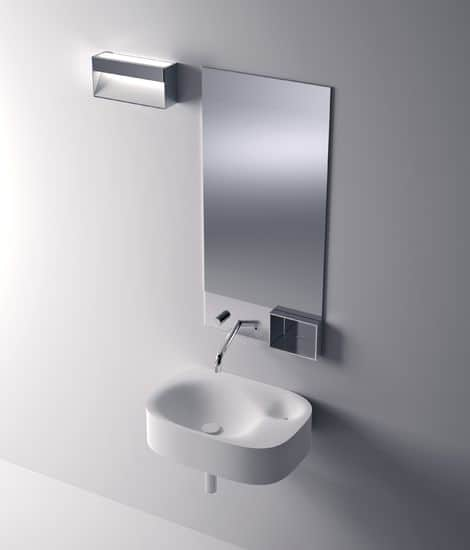 compact bathroom sink agape nivis 1 Compact Bathroom Sink   Agape Nivis