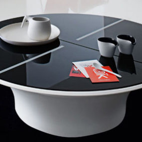 Modern Coffee Table – compact tables by Compar