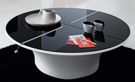 compar coffee table loto Modern Coffee Table   compact tables by Compar