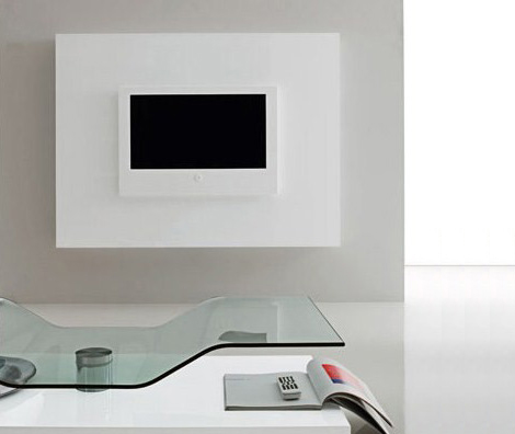 compar modern tv stand 1 European TV Stand   wall hanging stand by Compar