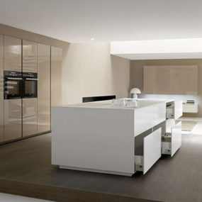 Kitchen Ideas: All In One Kitchen Island by Comprex