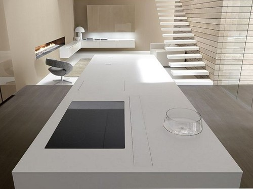 comprex kitchen linea 2 Kitchen Ideas: All In One Kitchen Island by Comprex