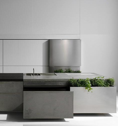 concrete kitchens steininger 5 Concrete Kitchens by Steininger