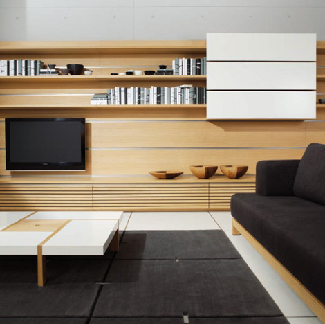 condehouse wall unit tosai system 1