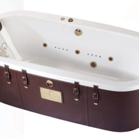 Haute Couture Bath by Condor – Paris