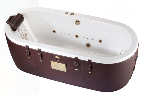 condor bathtub paris 1 Haute Couture Bath by Condor   Paris