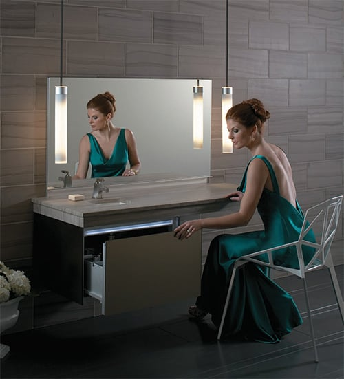 how image cabinets with lighting condominium a wall to in vanities mounted condo transform robern use vanity mirrors color and bathroom bath