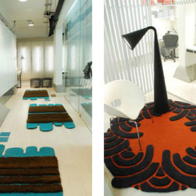 Contemporary Art Rugs by Design Carpets