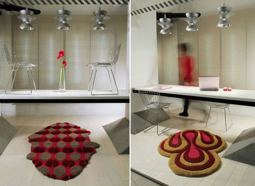 Contemporary Art Rugs Design Carpets 3 By