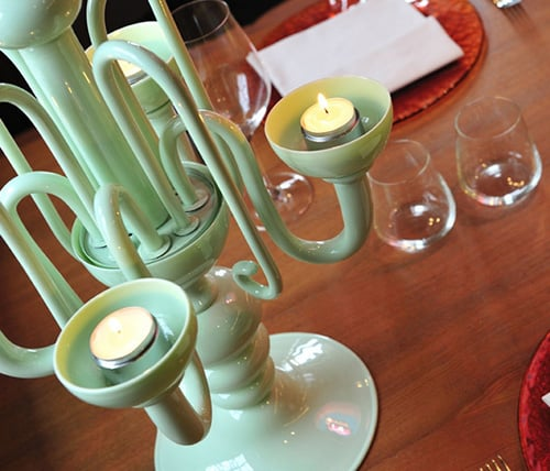 contemporary candelabra lighting andromeda sublime 4