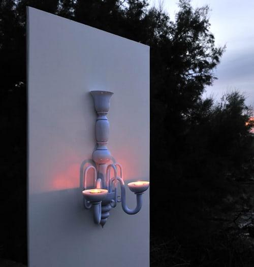 contemporary candelabra lighting andromeda sublime 6