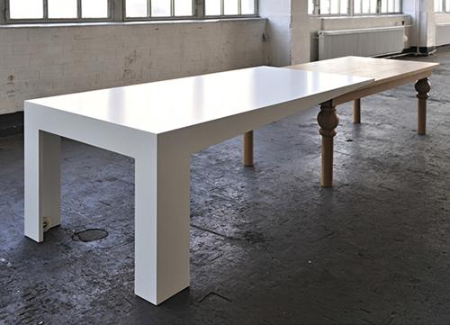 contemporary classic kisskalt table 1 Ultra Modern Dining Table by Kisskalt