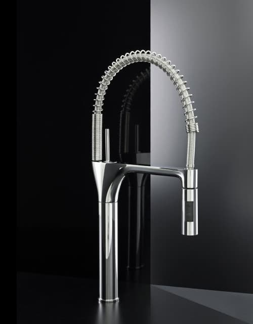 contemporary commercial kitchen faucet swing fima 1 Contemporary Commercial Kitchen Faucet   Swing by Fima