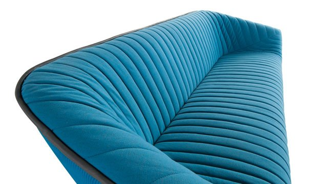 View In Gallery Contemporary Nautil Sofa By Cedric Ragot For Roche