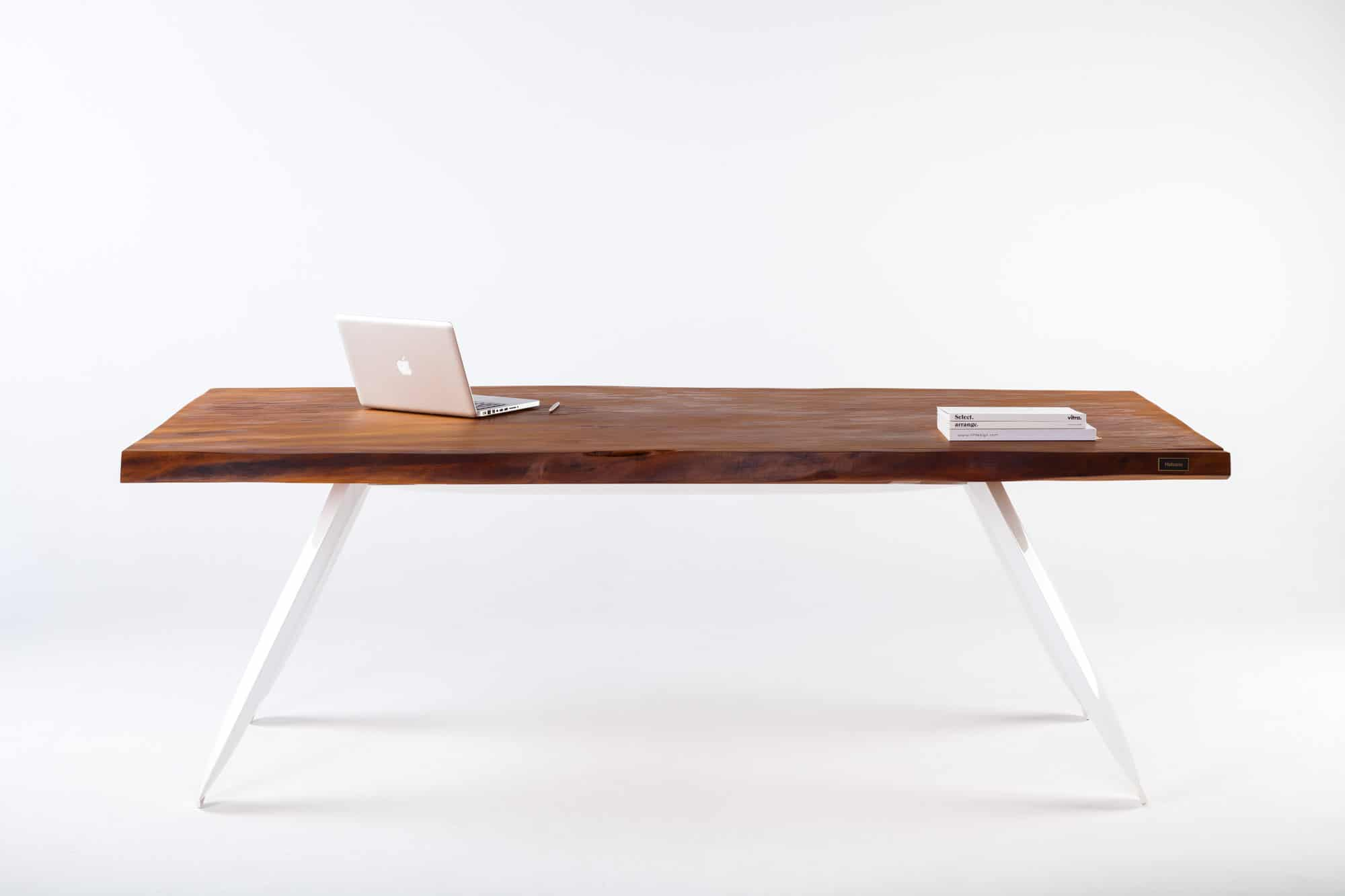 Contemporary Table from 50,000 Year-Old Kauri Wood