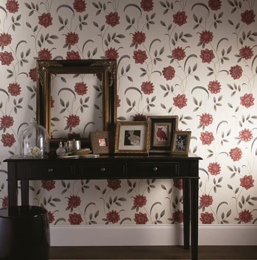 contemporary textured wallpaper graham brown adorn 6 Contemporary Textured Wallpaper by Graham & Brown