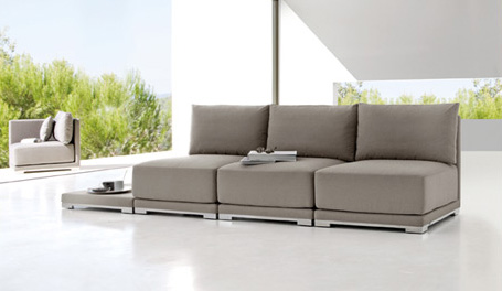 contemporary zen style outdoor furniture manutti 4 Contemporary Zen Style Outdoor Furniture by Manutti