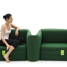 Convertible Sofa by Campeggi – Sosia