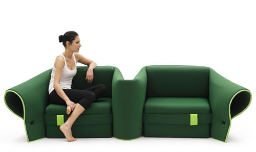 Convertible Sofa Campeggi Sosia 1 Convertible Sofa By Campeggi Sosia This  Contemporary ... Amazing Ideas