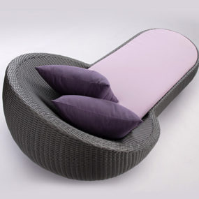 Cool Chaise Lounge – Circle by Lebello