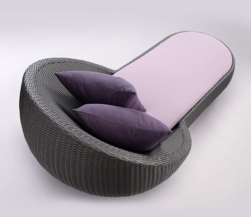 cool chaise lounge circle lebello 5