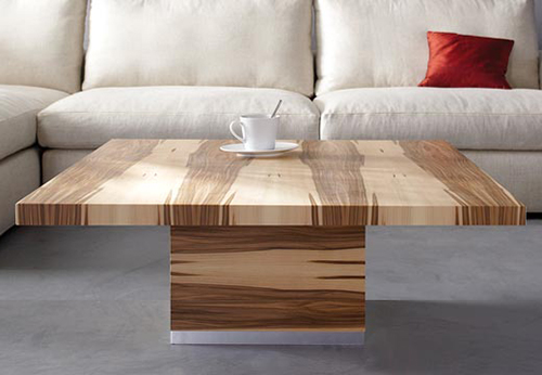 Cool Coffee Tables With Movable Table Tops And Adjustable Height, By  Schulte Design