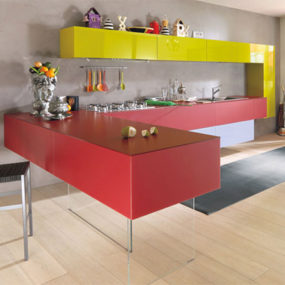 Cool Kitchens – Creative Kitchen Designs by Lago
