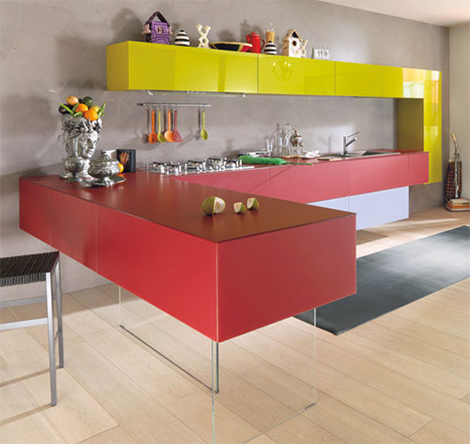 Cool Kitchens U2013 Creative Kitchen Designs By Lago