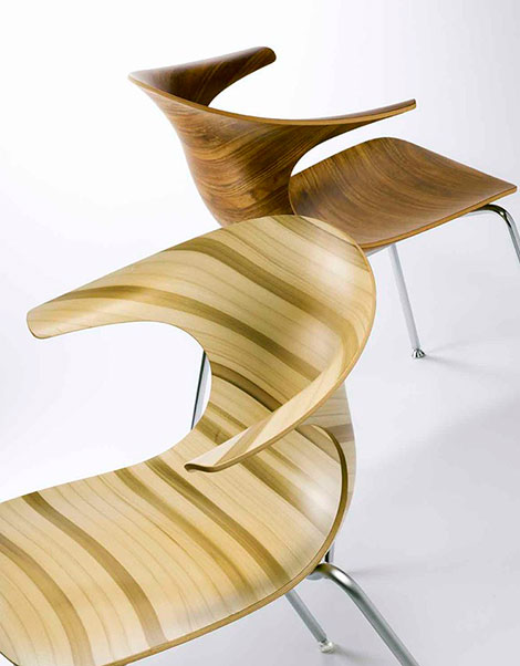 cool modern chairs loop 3d vinter infiniti design 1 Cool Modern Chairs Loop 3D Vinter by Infiniti Design