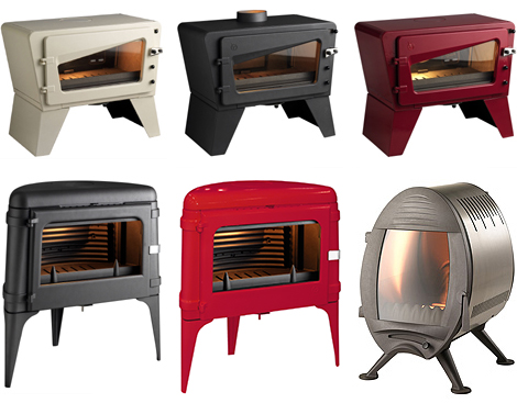 cool wood stoves invicta Cool Wood Stoves   wood burning cast iron stoves by Invicta