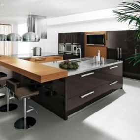 Urban Kitchen Designs from Copat – new Salina / Kos kitchen