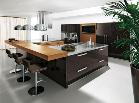 Urban Kitchen Designs from Copat new Salina Kos kitchen
