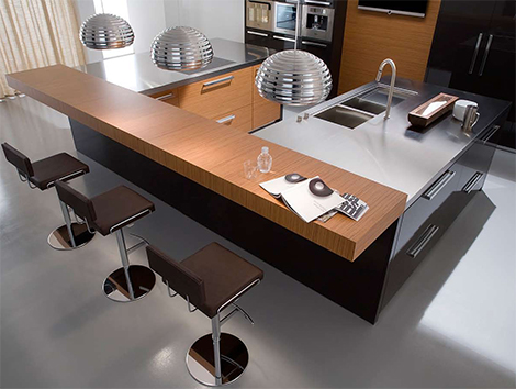 copat kitchen salina kos 2 Urban Kitchen Designs from Copat   new Salina / Kos kitchen