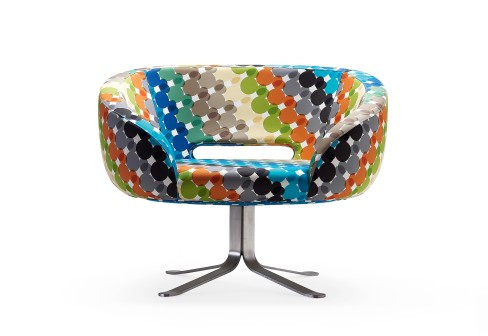 coppellini chair multicolor rive droite