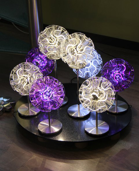 coral led lamps qisdesign 1 Coral LED Lamp by QisDesign