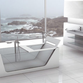 Corian Bathroom by Plavisdesign – Avi