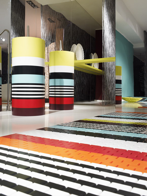 corian missoni exhibition 1
