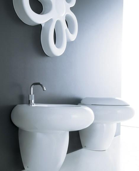 cosmogres bathroom collection unica 2 Funky Bathrooms   Unica fun bathroom themes from Cosmogres