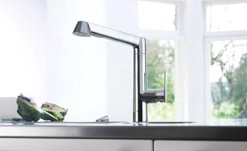 cosmopolitan kitchen faucet grohe k7 1 Cosmopolitan Kitchen Faucet Line – new Grohe K7