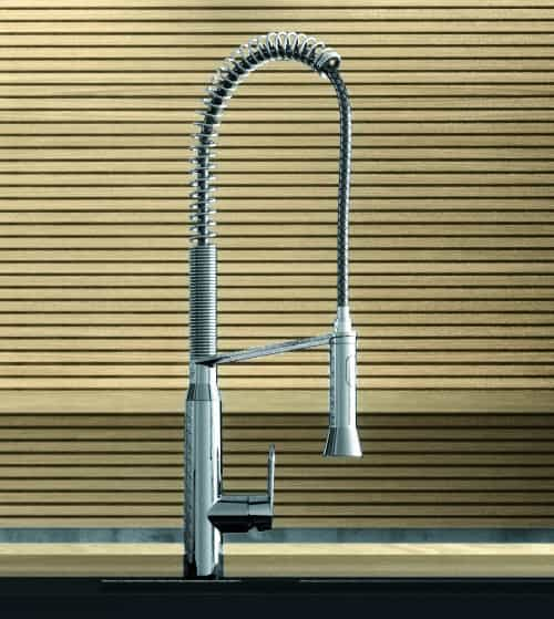 cosmopolitan kitchen faucet line grohe k7 1