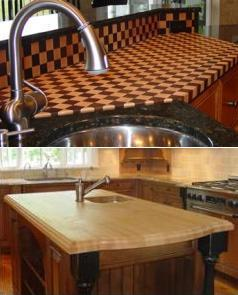 craft art countertops New Craft Art Wood Countertops... are hot!