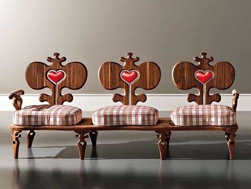 creative seating design desart mon amour 8 Creative Seating Design by Desart   Mon Amour