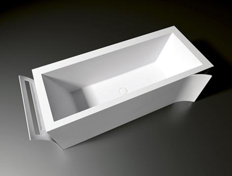 creative teuco bathtub design paper Creative Bathtub Design by Teuco   Paper Duralight tub