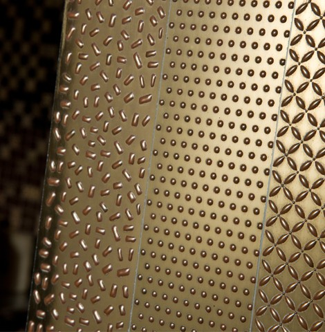 Luxury Italian Tile From Cris Design Tiles With Gold