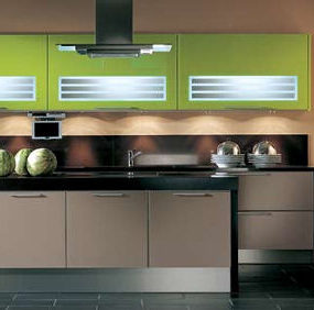 Culinablu modern European kitchens – new kitchen design elements