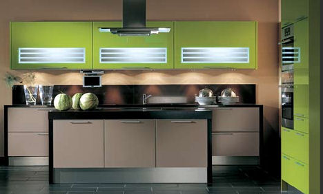 Culinablu Modern European Kitchens